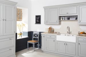 Burbidge Langton Belfast sink - Doug Farleigh Kitchens