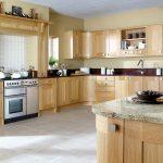 Lansdowne Natural Oak - Doug Farleigh Kitchens