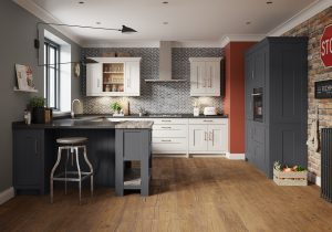 Fitzroy Contemporary Kitchen - Doug Farleigh Kitchens