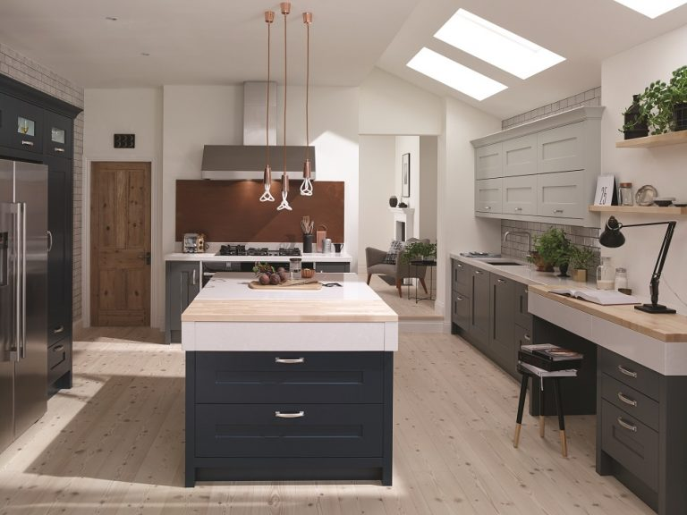Fitzroy Contemporary Kitchen - Doug Farleigh Kitchens