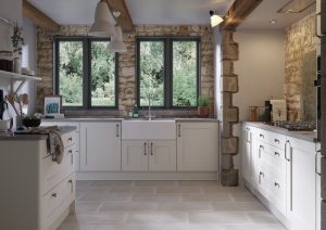 Contemporary Cottage Kitchen - Doug Farleigh Kitchens