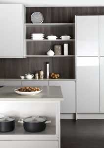 Modern Kitchen Display - Doug Farleigh Kitchens