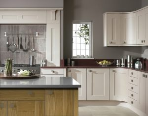 Contemporary Oak Shaker Kitchen - Doug Farleigh Kitchens