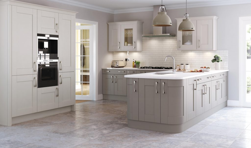 Marlow Classic kitchen - Doug Farleigh Kitchens