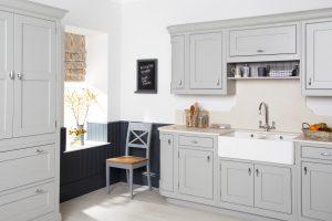 Burbidge Langton Belfast sink - Doug Farleigh Kitchens