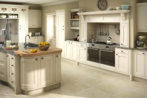 Burbidge Tetbury Chalk - Doug Farleigh Kitchens