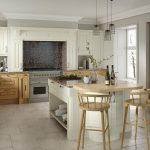 Cornell Oak and Alabaster - Doug Farleigh kitchens