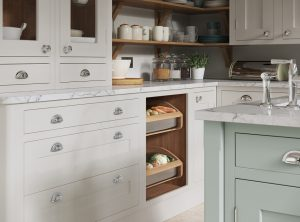 In-frame Traditional Kitchen - Doug Farleigh Kitchens