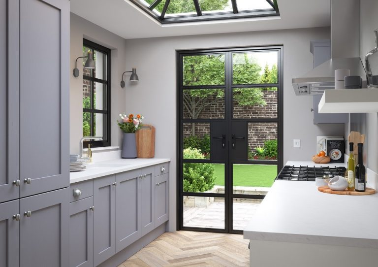 Contemporary Shaker Kitchen - Doug Farleigh Kitchens