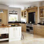 In-frame Traditional Oak Kitchen - Doug Farleigh Kitchens
