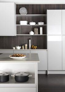 Modern Kitchen Display - Doug Farleigh Kitchens