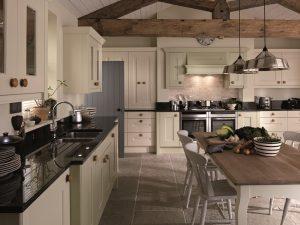 Traditional Shaker Kitchen - Doug Farleigh Kitchens