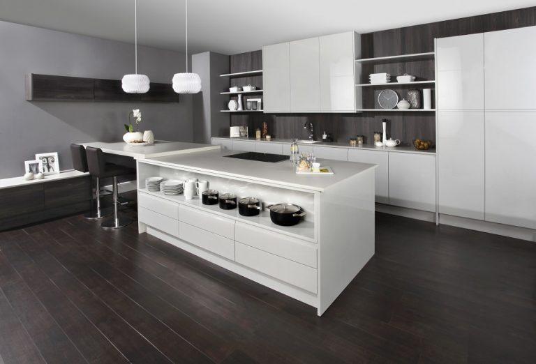 Modern White kitchen - Doug Farleigh Kitchens