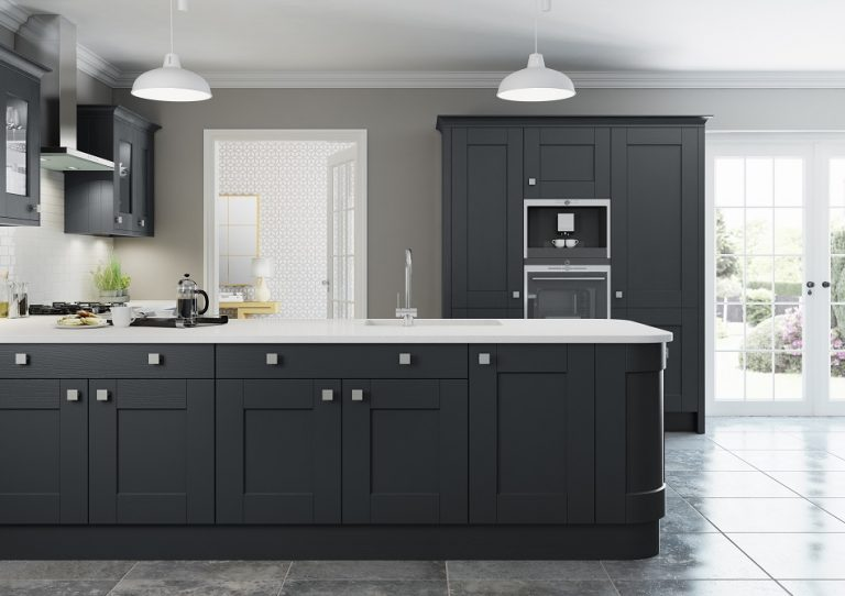 Modern Shaker Kitchen - Doug Farleigh Kitchens