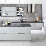Modern Grey Kitchen - Doug Farleigh Kitchens
