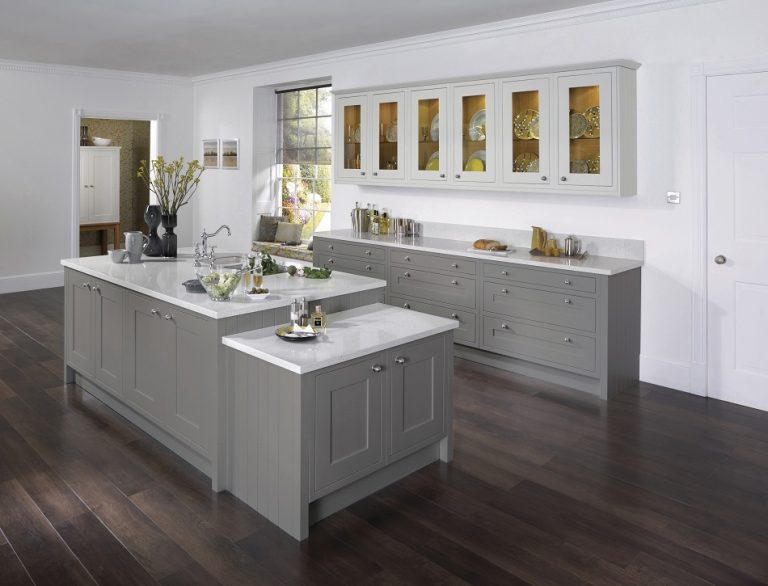 Painted In-frame Kitchen - Doug Farleigh Kitchens