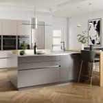 Modern Handleless Kitchen Design - Doug Farleigh Kitchens