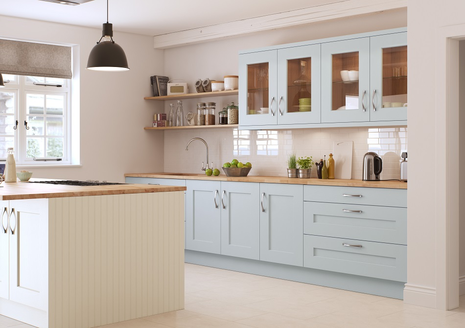 Painted Kitchen - Doug Farleigh Kitchens