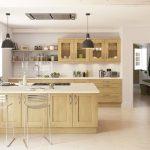 Oak Shaker Kitchen - Doug Farleigh Kitchens