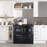 Painted In-frame Kitchen - Aga - Doug Farleigh Kitchens