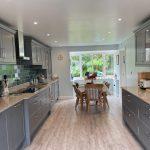 Dust Grey Kitchen -Doug Farleigh Kitchens